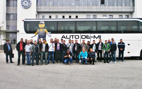 Putovanje u Njemačku, obilazak Kompanije OPTIMAL AG & Co. KG